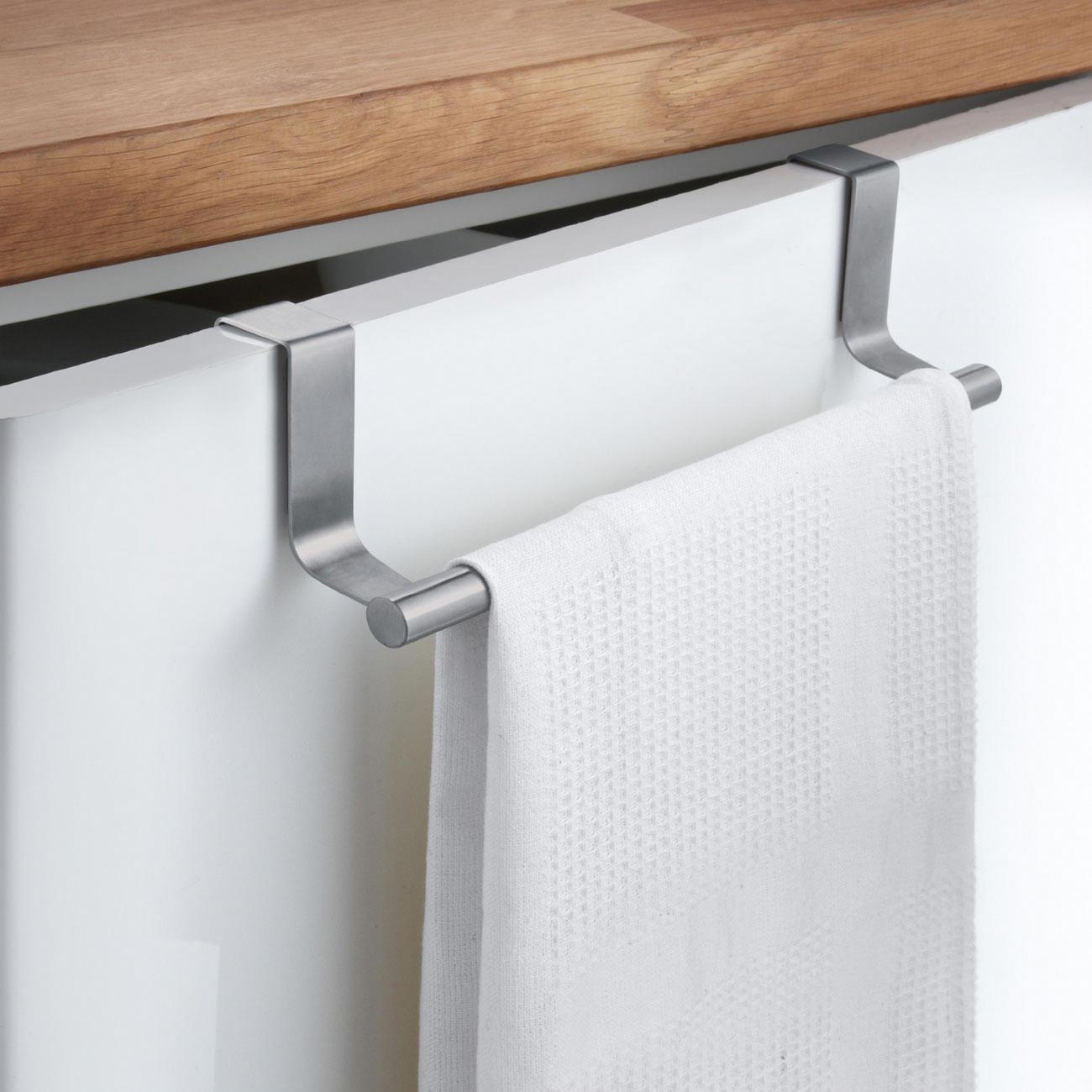 Hecht Handtuchhalter Easy zum Einhängen mattierter