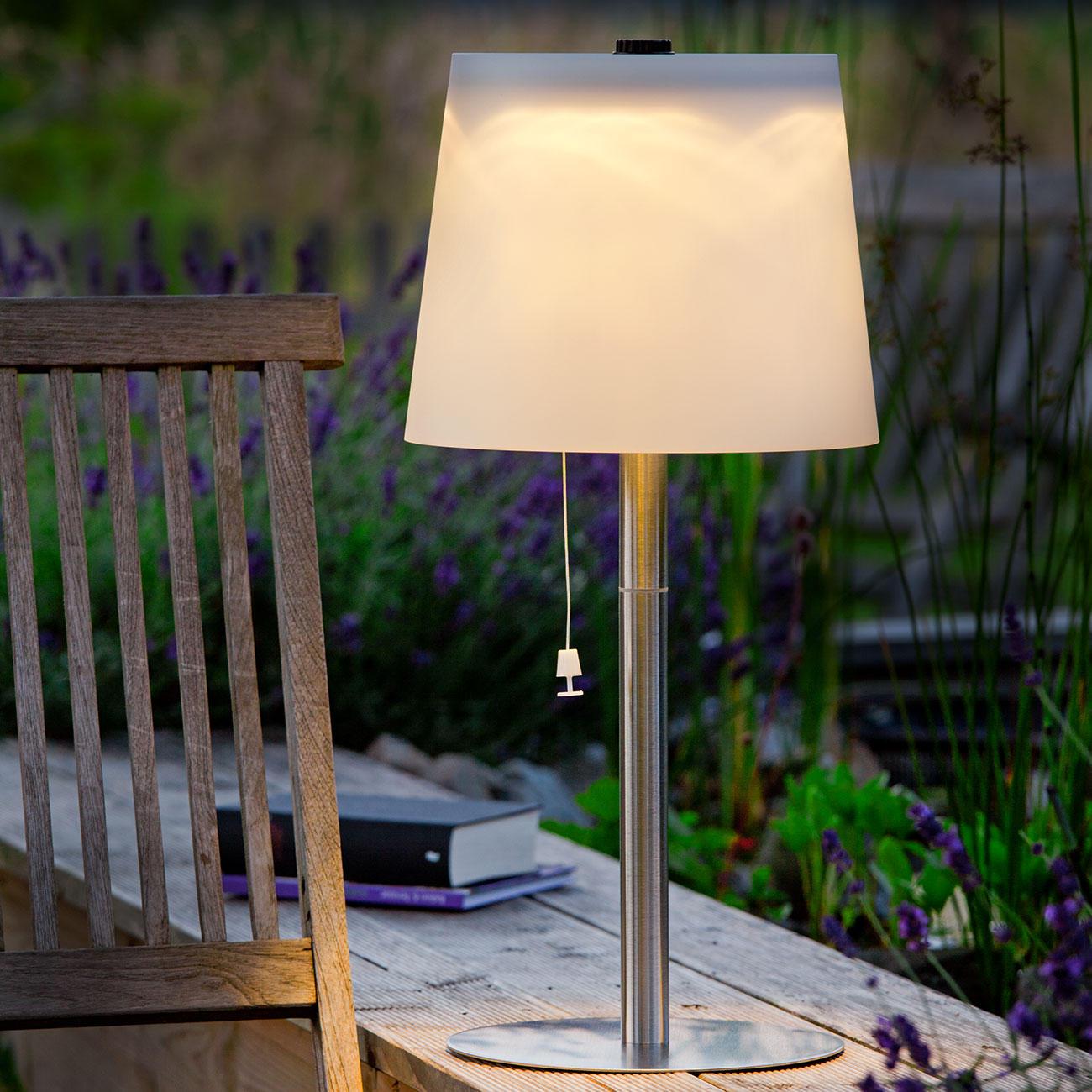 solar tischleuchte oder h ngeleuchte online kaufen. Black Bedroom Furniture Sets. Home Design Ideas