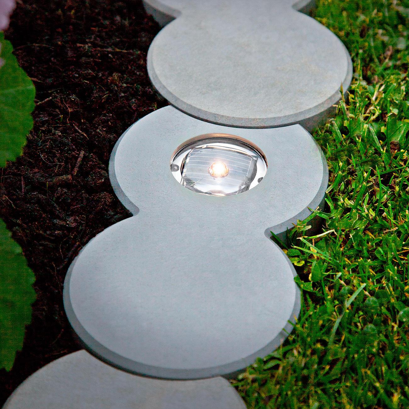 bio rasenkante rasenkantensteine 22 x 10 x 5 5 cm 12er set inkl schlussstein granitgrau. Black Bedroom Furniture Sets. Home Design Ideas