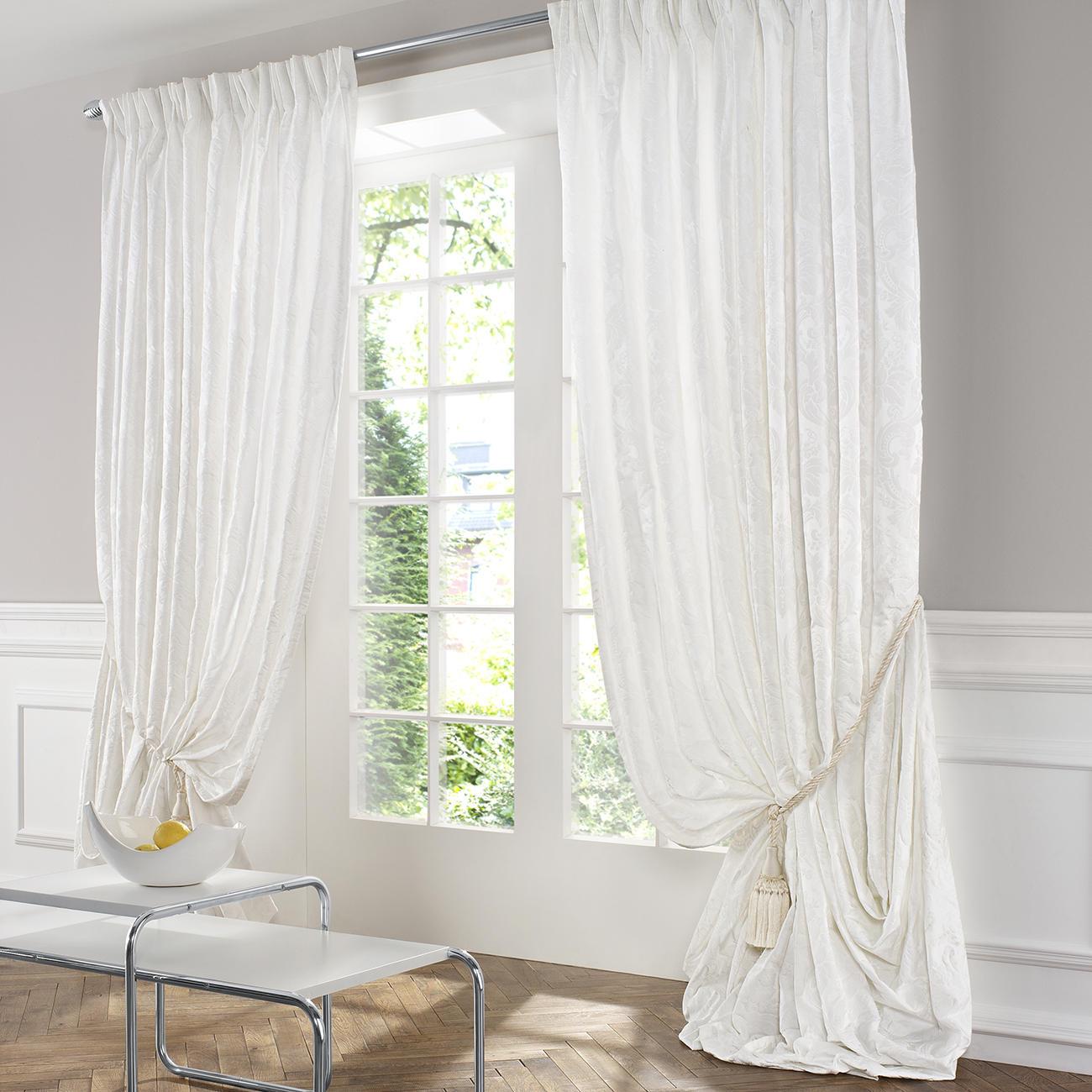 vorhang ornamental 1 st ck vorh nge online kaufen. Black Bedroom Furniture Sets. Home Design Ideas