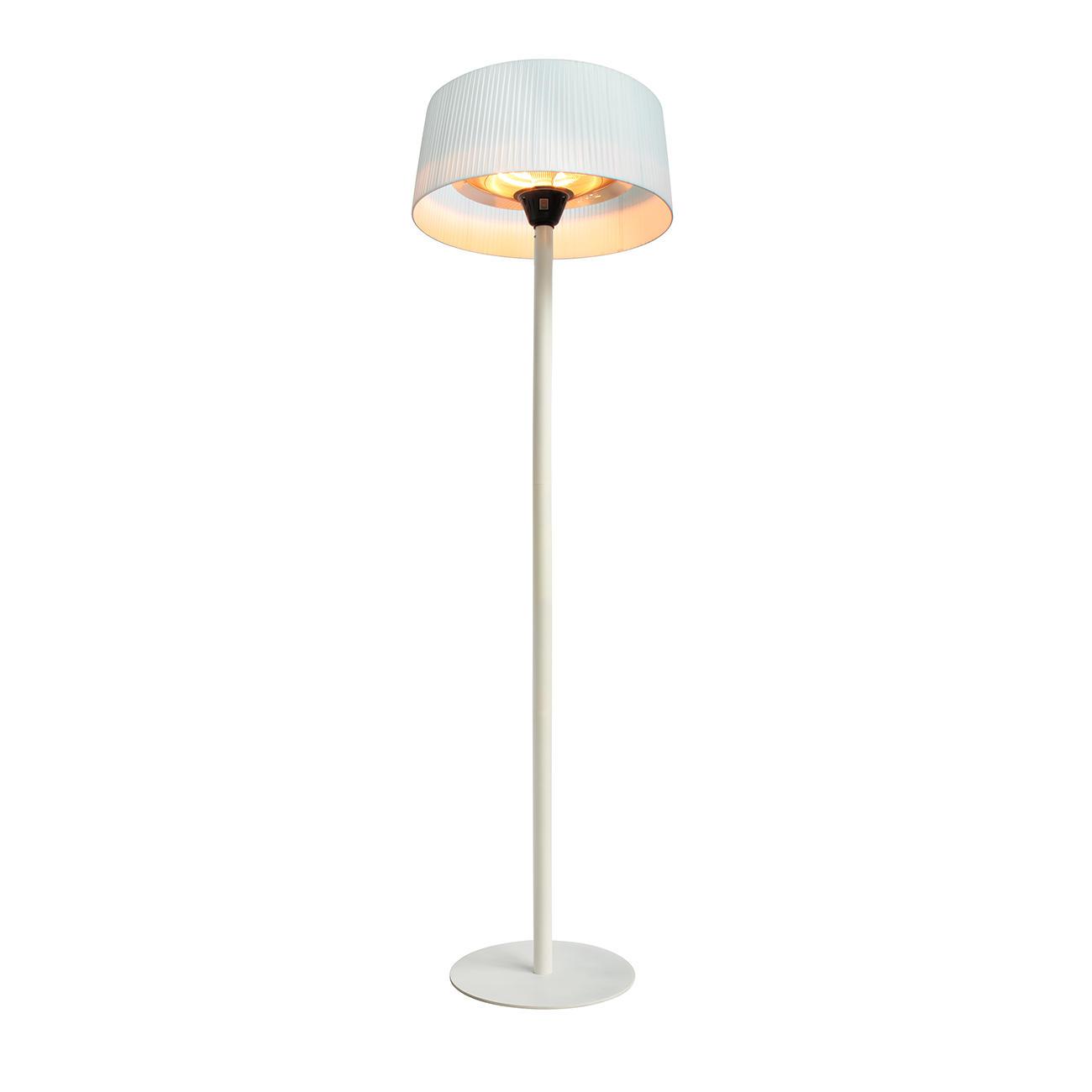 design heizstrahler stehlampe 360 infrarot halogen. Black Bedroom Furniture Sets. Home Design Ideas
