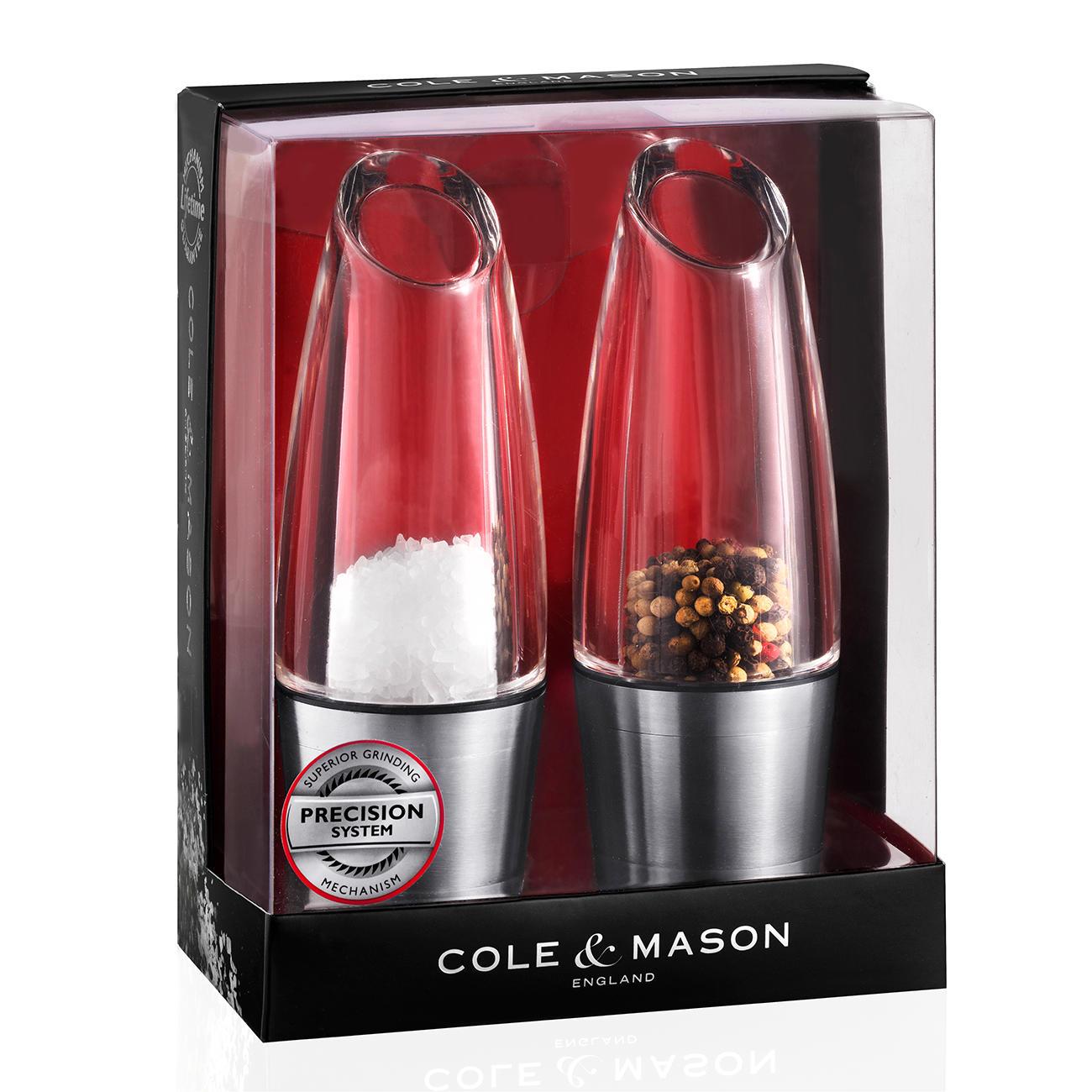 cole mason pfeffer und salzm hle easyfill kaufen. Black Bedroom Furniture Sets. Home Design Ideas