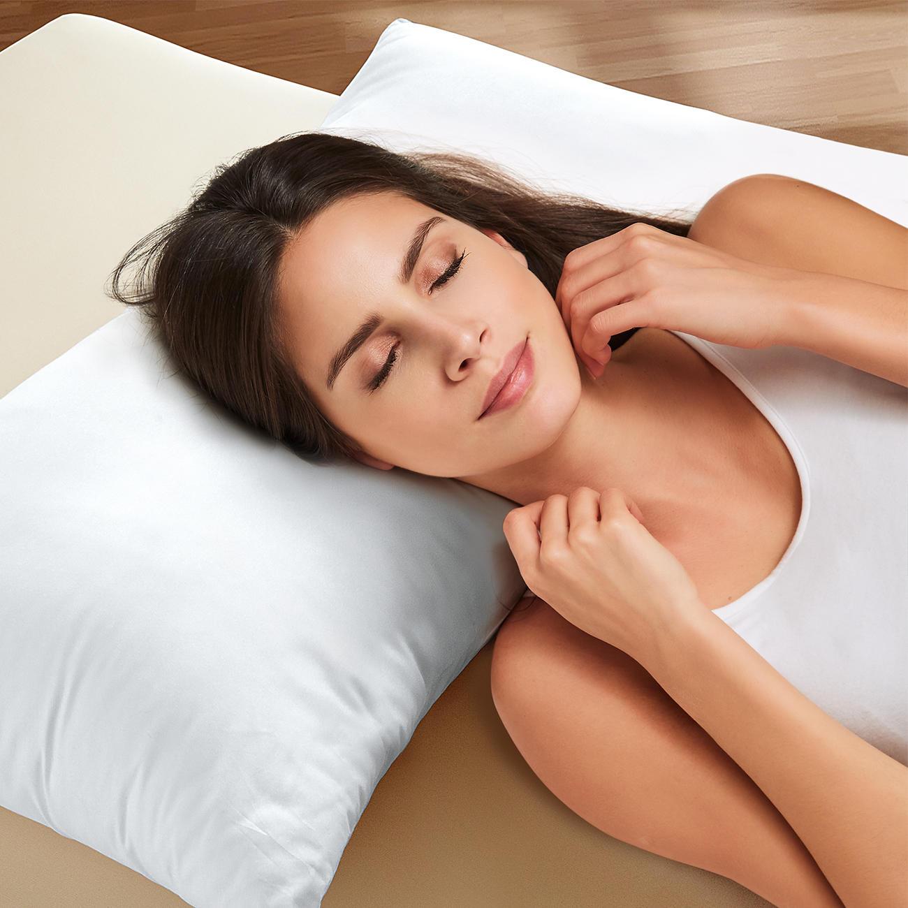 memory faser kissen 3 jahre garantie pro idee. Black Bedroom Furniture Sets. Home Design Ideas