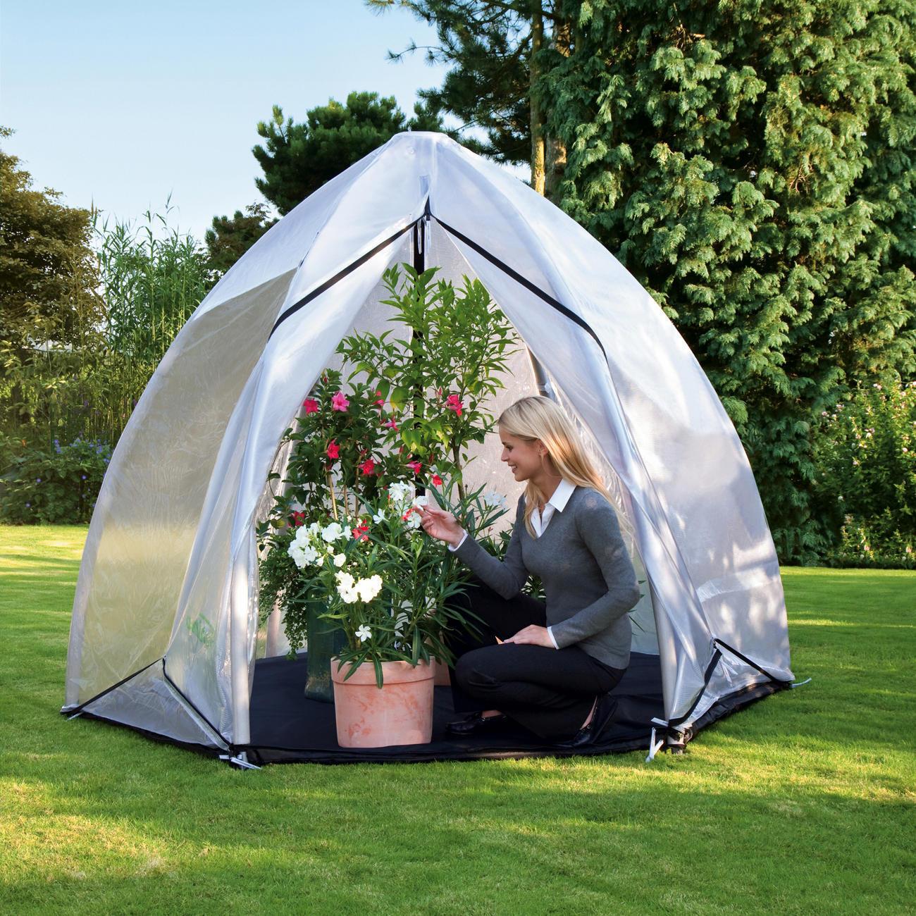 pflanzen iglu 3 jahre garantie pro idee. Black Bedroom Furniture Sets. Home Design Ideas