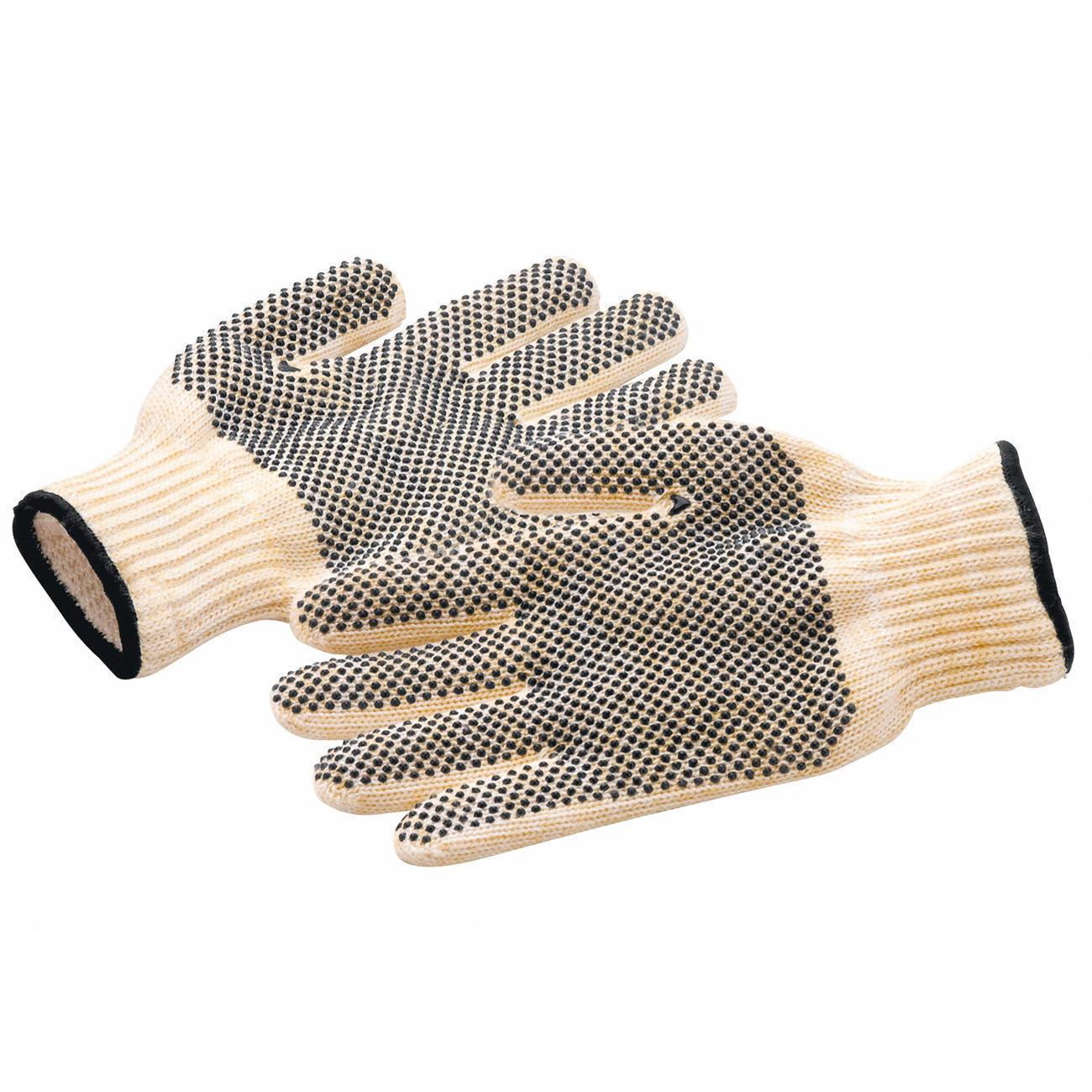 hitzechutz-handschuhe mit nomex und kevlar, 2 stück - Hitzeschutzhandschuhe Küche