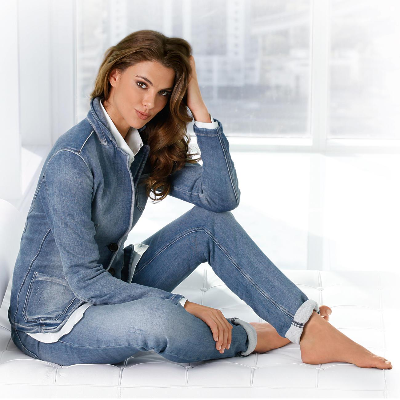 bogner jeans jersey denim blazer oder hose online kaufen. Black Bedroom Furniture Sets. Home Design Ideas