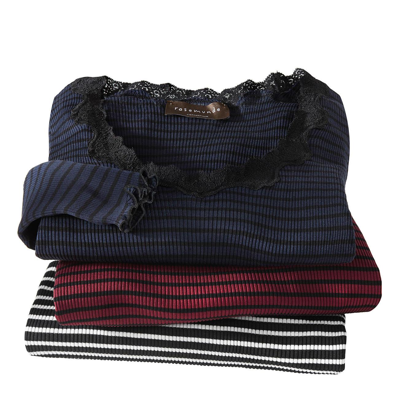 rosemunde copenhagen ringel spitzenshirt entdecken. Black Bedroom Furniture Sets. Home Design Ideas