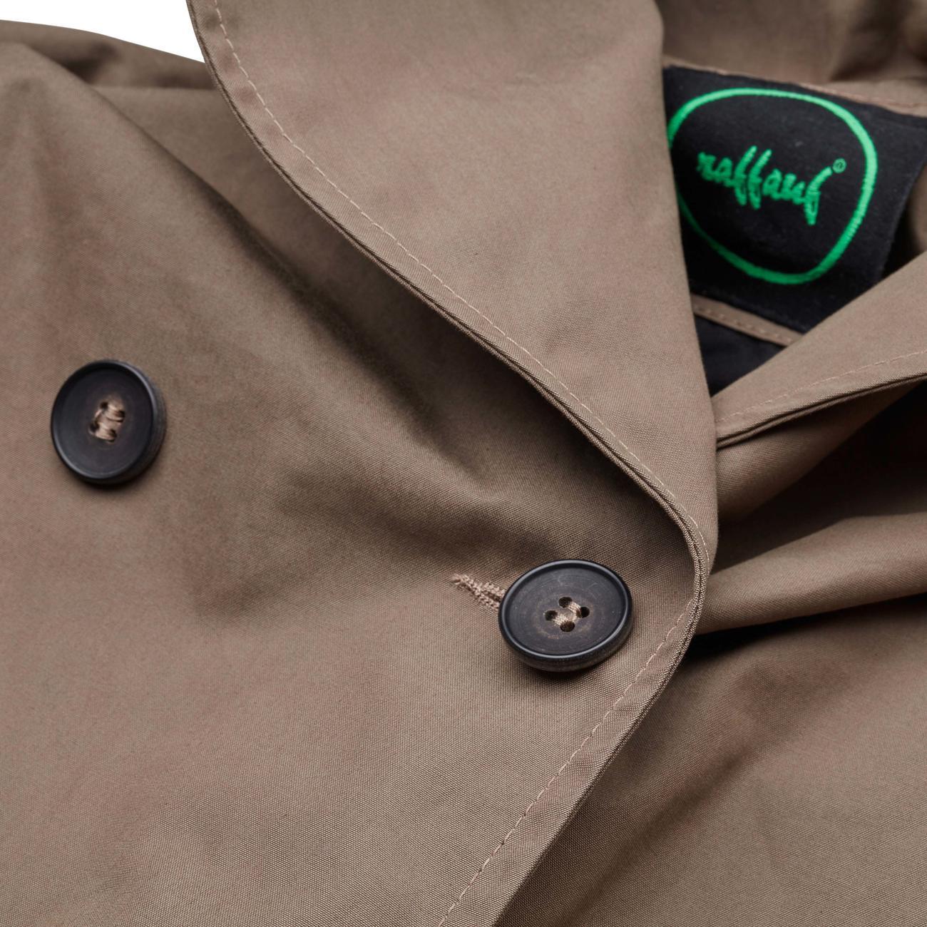Fesselnd Raffauf Outdoor Couture Mantel Der Outdoor Mantel Mit Couture Charakter:  Elegant Und Stadtfein, Dabei