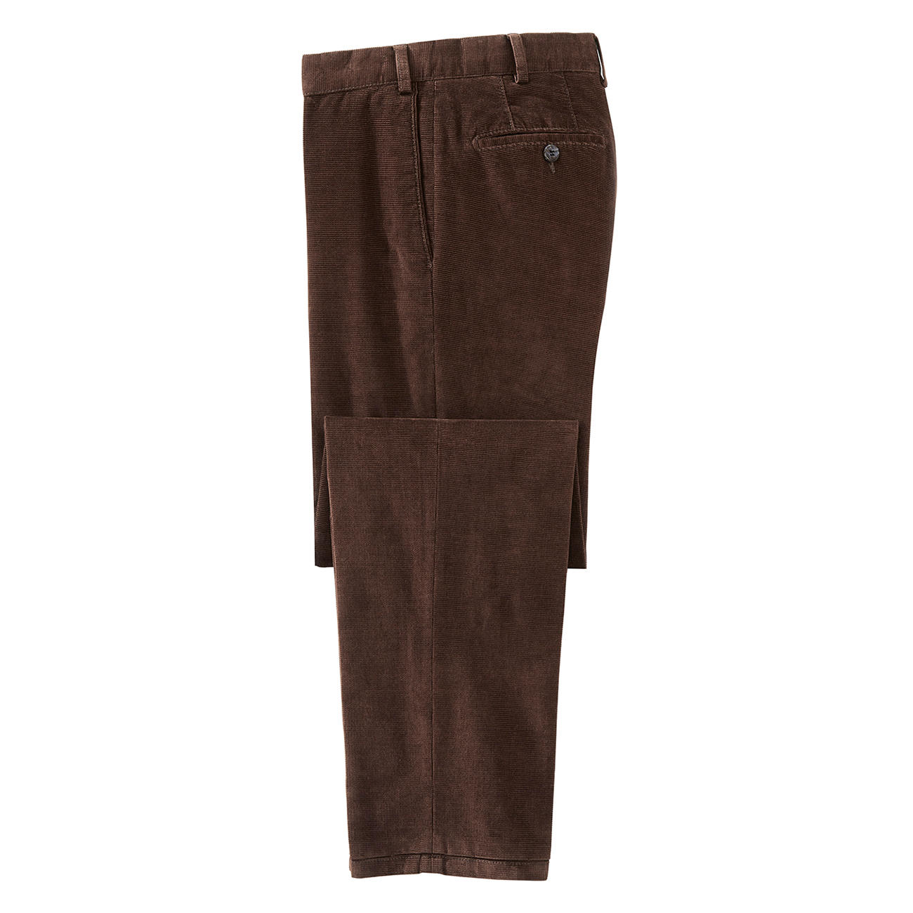 9262843a17aa6 Pantalon en velours côtelé 2.0 Hiltl - Velours côtelé 2.0   micro-carreaux  au laser