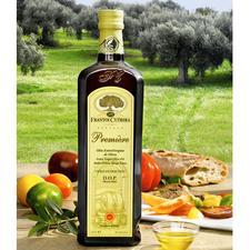 """Olivenöl """"Primo D.O.P Monti Iblei"""", 750 ml - Eines der besten extra nativen Olivenöle der Welt. Sieger beim FEINSCHMECKER-Test 2011."""