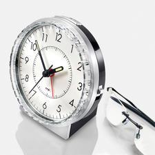 """Analog-Wecker """"Glockenton"""" - Leichter einstellbar. Lauterer Weckton. Leiseres Uhrwerk."""