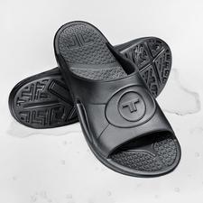 Telic™ Novalon™ Ultraleicht Pantoletten - Ihre beste Feierabend-Pantolette: formt Ihr individuelles Fussbett. Und sorgt für perfekte Entspannung.
