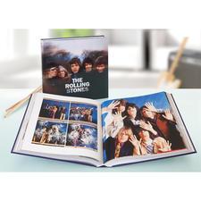 """Buch """"The Rolling Stones"""" oder """"The Rolling Stones"""" Collectors Edition - Der monumentale Bildband über die Urgesteine des Rock 'n' Roll."""