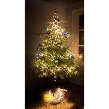 Christbaumständer Magic Tree - Wie von Zauberhand: Jetzt wächst Ihr Weihnachtsbaum auf die gewünschte Höhe.
