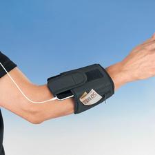 Arm Tresor II - Geld, Kreditkarte, Handy, Schlüssel, ... Alles diebstahlgeschützt am Körper.