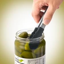 Mini-Verschlusszange - Die Küchenzange im Mini-Format: Perfekt für Konservendosen und -gläser.