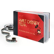 """Buch """"The Walt Disney Film Archives"""" - Die grandiose Dokumentation über einen Mythos des Zeichentrickfilms."""