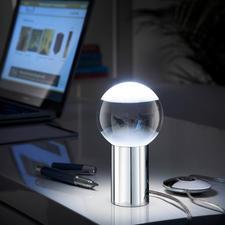 Contro Kugel-Leuchte - Geniales Lichtdesign: schön schlicht, zierlich und im Handumdrehen wandelbar.