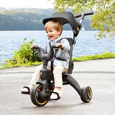 Faltbares Vario-Dreirad Liki - Das coole Vario-Dreirad: in Sekunden auf Handgepäckgrösse gefaltet.
