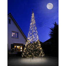 LED-Lichterbaum - Prächtige Festbeleuchtung. Kinderleicht aufgebaut.