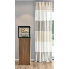 Vorhang Jumbo Stripe XL - 1 Stück - Der Bestseller von Gardisette®: