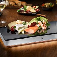 WMF Kühl- und Warmhalteplatte Ambient - Selten zu finden: Warmhalte- und Kühlplatte in einem. Im Gastro-Format von WMF.