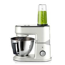 40 % kleiner als übliche Küchenmaschinen, doch genauso effektiv.
