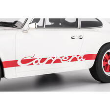 Porsche 911 Carrera RS 1972, 1:8