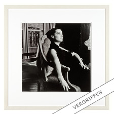 """Will McBride: """"Romy Paris64"""" - Will McBride, Star der deutschen Fotografie-Geschichte, präsentiert seine erste Edition: Romy Schneider auf hochwertigem Baryt."""