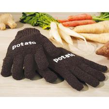 Waschen Sie Karotten, Steckrübchen, Wurzelpetersilie, Äpfel, … so einfach wie Ihre Hände.