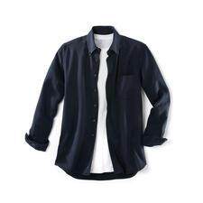 """Tencel®-Denim-Shirt - Dieses """"Jeans""""-Hemd lieben Sie an heissen und an kalten Tagen. Viel weicher als Denim. Viel lässiger als ein gewöhnliches Oberhemd."""