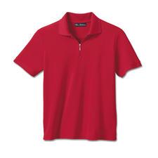 Coolmax®-Kurzarm-Polo - Dieses Polo pillt nie. Läuft nicht ein. Behält die Farbe. Kühlt & trocknet 2x so schnell wie ein Baumwoll-Polo