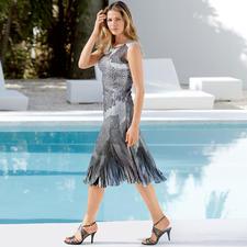 """Shelley Komarov Reisekleid """"Silver grey"""" - Gut gekleidet ohne Aufwand: Das unkomplizierte Reisekleid von Komarov, L.A."""