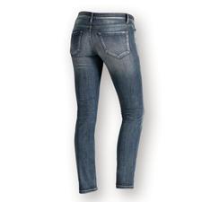 1921 Cozy Skinny Jeans - Feminin figurbetonte Jeans – aber lässig und superbequem. Dank komfortablem Dehnbund. Von 1921 Jeans.