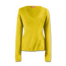 FTC Kaschmir-V-Pulli oder -Rolli - Luftig wie ein Shirt. Aber aus feinstem flaumweichen Kaschmir. Vom Schweizer Spezialisten Fair Trade Cashmere.
