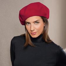 Laulhère Baskenmütze - 100 % französische Baskenmütze.