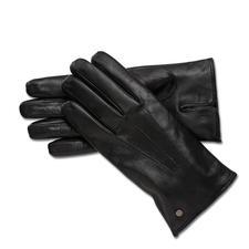 """Merola Lammleder-Handschuh """"Nappa-Touch"""" - Smartphone, Tablet, Touchscreens,… endlich auch mit eleganten Lederhandschuhen zu bedienen. Von Merola, Italien."""