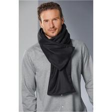 les D'Arcs Knöpfschal - Elegant zu drapieren, sicher zu fixieren. Der knöpfbare Doubleface-Schal von les D'Arcs.