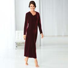 24-Stunden-Nickikleid - Das 24-Stunden-Kleid aus samtweichem Nicki: Ultrabequem. Unglaublich vielseitig. Und erfreulich günstig.