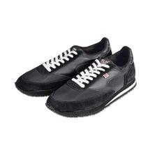 Norman Walsh LA'84-Sneaker - Der Original-Laufschuh des britischen Olympia-Teams von 1984. Handgefertigt in England. Von Norman Walsh.
