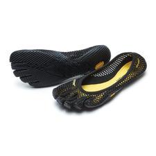 FiveFingers®-Schuhe - So gesund und entspannend wie Barfusslaufen, aber ohne Verletzungen und schmutzige Füsse. Ultraleicht und flexibel.