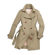 Aigle Wetter-Trenchcoat - Ein klassischer Trenchcoat – jetzt perfekt für Wind und Wetter. Wasser- und winddicht. Wärmend. Atmungsaktiv.
