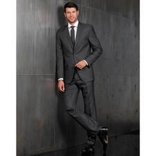 Carl Gross Seidenanzug Minimalmuster - Ein modischer Anzug in Premium-Qualität muss nicht mehr als 499,– Euro kosten.