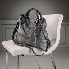 Suri Frey Shopper Bag - Modische Shopper Bag zu einem sehr angenehmen Preis. Edel und knautschweich wie Leder.