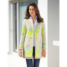 All Yours Ethno-Long-Jacket - Angesagter Ethno-Stil. Aktuelle Long-Form. Und kombinierfreudiger als die meisten Jacken des Trends.