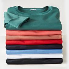 Wolff-Shirt - Aus feinster, mercerisierter Baumwolle.