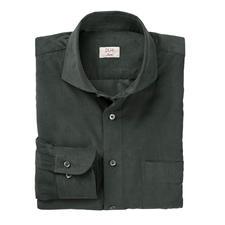 DU4 Feincord-Hemd - So fein kann Feincord sein: Dieses Freizeit-Hemd ist so stilvoll wie ein Business-Hemd.