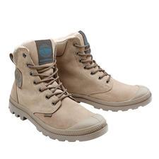 Palladium Waterproof Leder-Boots - Kult seit 1947. Jetzt wieder modisch aktuell: original Palladium Boots. Unsterbliches Design. Unverwüstliche Qualität.