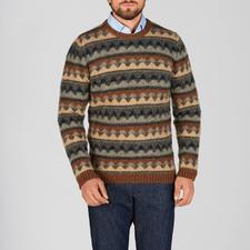 Howlin' Herbstfarben-Pullover