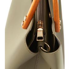 Inyati Olive Handtasche